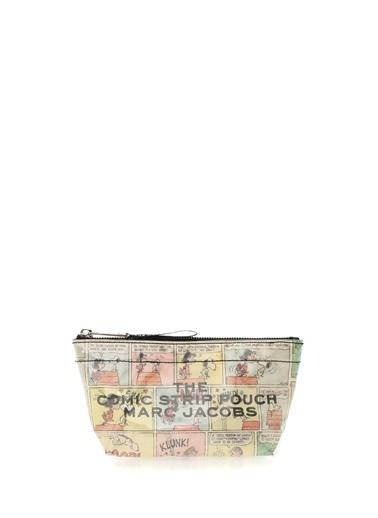 Marc Jacobs Makyaj Çantası Renkli